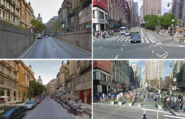google street view antes depois urbe-i