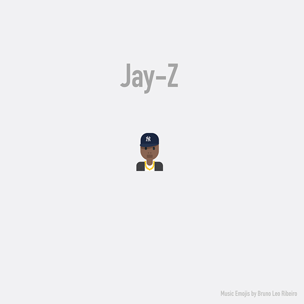 music emojis jay-z