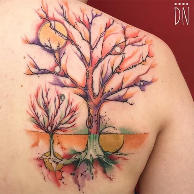 tattoo Dino Nemec