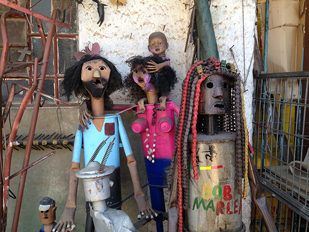visita comunidade Paraisópolis convite LG Berbela