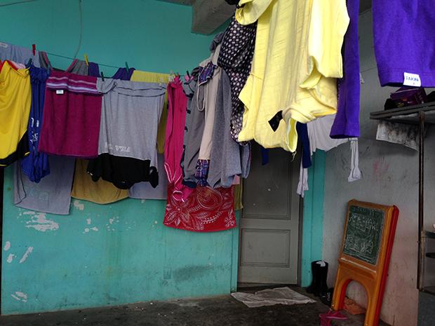 visita comunidade Paraisópolis convite LG puxadinho