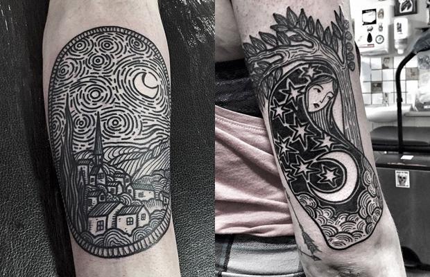 kalahari tattoo