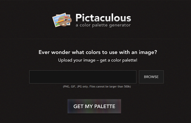 aplicativo cores Pitaculous
