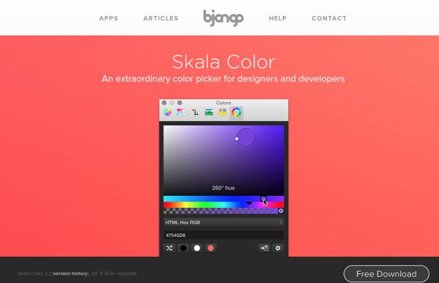 aplicativo cores skala color