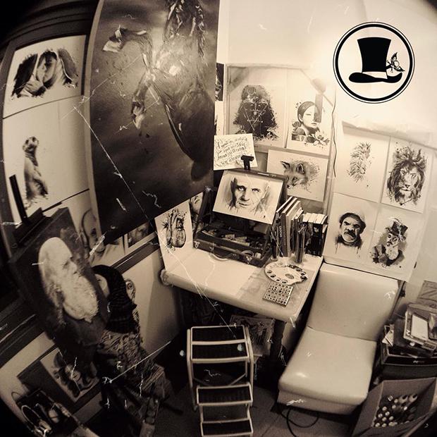 Estúdio de tatuagem Tavares