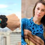 Marca Adedo transforma cordas em acessórios cheios de personalidade, com design moderno e sofisticado