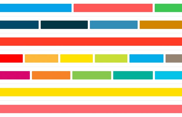 brand colors paleta cores marcas famosas