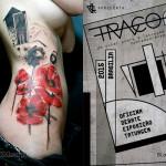 Traço Concreto, o 1º encontro para discutir a tatuagem contemporânea no Brasil acontece em Brasília