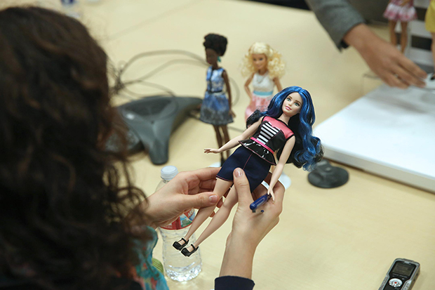 barbie fashionista 2016 plus size