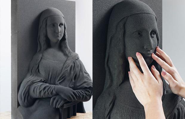 cegos enxergam pinturas clássicas