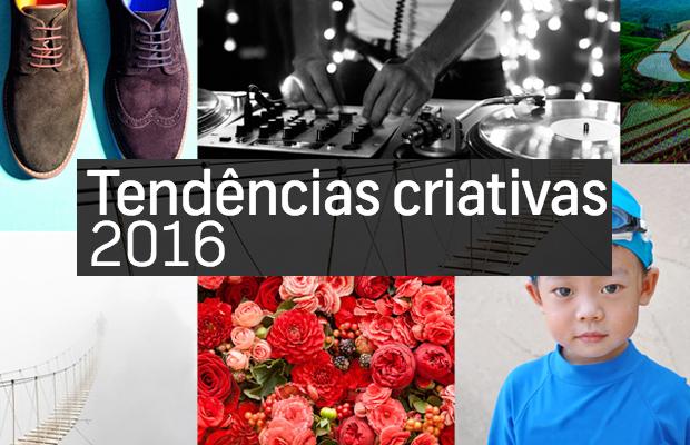 tendências criativas infográfico 2016