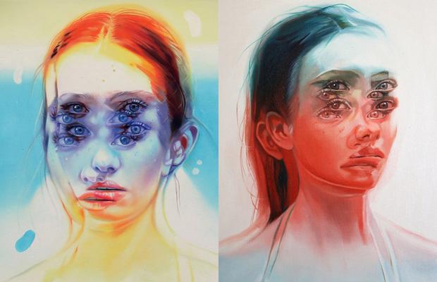 arte pop surrealista alex garant