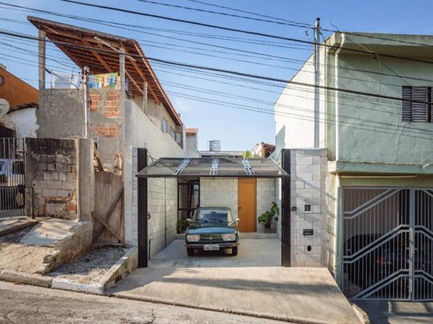 Casa na Zona Leste de São Paulo está entre as melhores construções do mundo