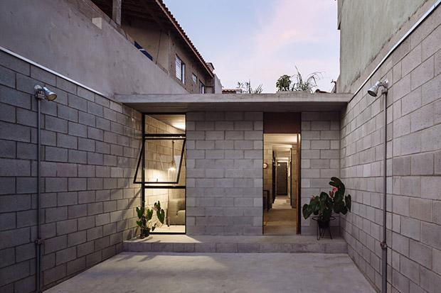casa na zona leste de são paulo vila matilde arthur casas melhores construções do mundo