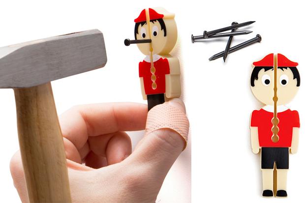 objetos de desejo nail it pinóquio pregos