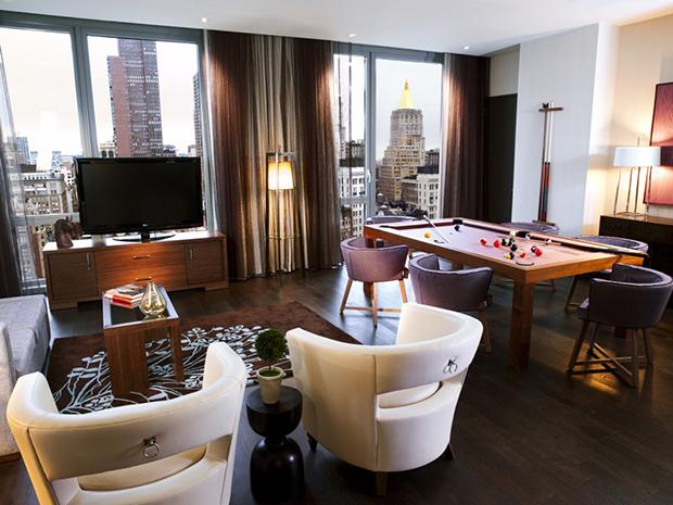 viagem Nova York Kimpton Eventi hotel chelsea
