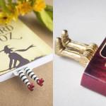 Artista cria incríveis marcadores de livro inspirados em grandes personagens