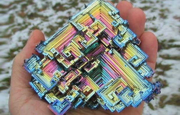 minerais deslumbrantes