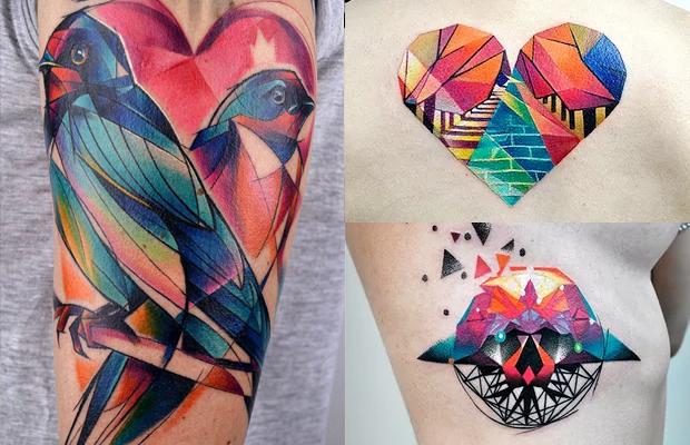 carlos breakOne tattoo