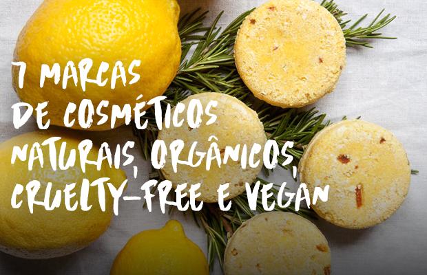 cosméticos naturais cruelty-free vegan orgânico
