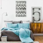 4 cores relaxantes indicadas para pintar o quarto e ter uma boa noite de sono