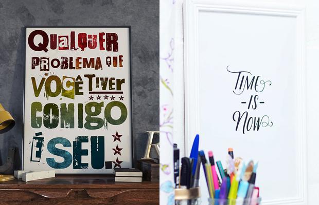 pôsteres tipográficos inspiracionais para baixar de graça download free