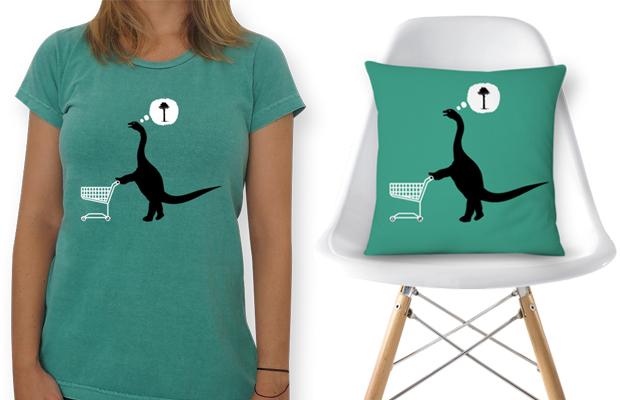 follow-the-colours-produtos-veganosaur-not-ordinary-camiseta-almofada-objetos-desejo