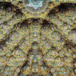 fotografias mesquitas iranianas arquitetura