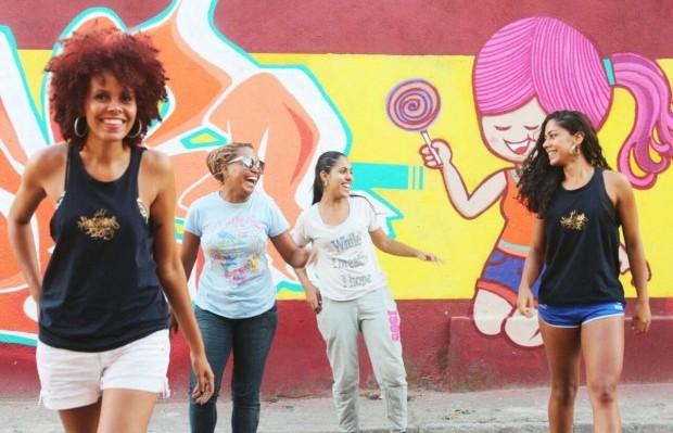 mulheres graffiti minas de minas crew empoderamento feminino
