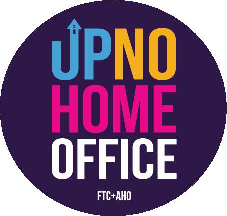 logo up no home office