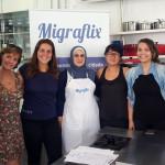 Através de cursos ministrados por imigrantes e refugiados, Migraflix aproxima brasileiros por meio da cultura e quebra estereótipos