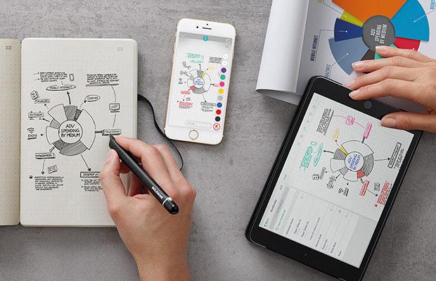 Moleskine Smart Writing Kit