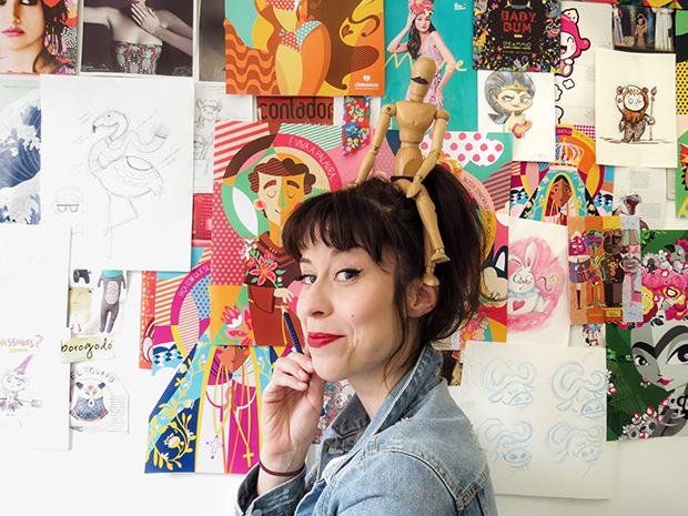 Ilustradora Clau Souza lança conteúdos exclusivos para quem quer trabalhar com ilustração