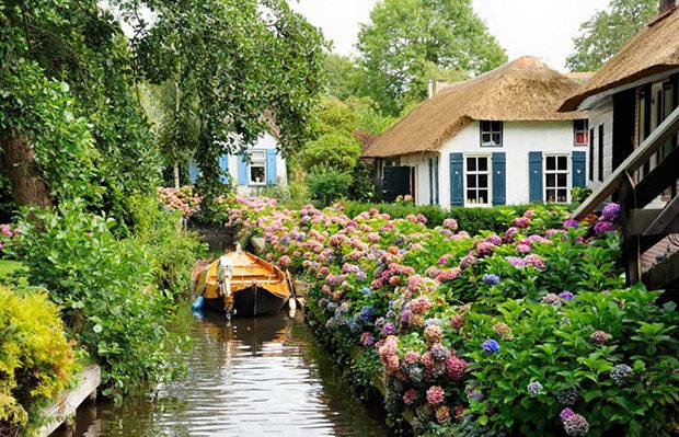 Giethoorn, Holanda