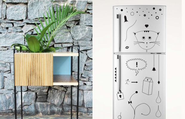 objetos de desejo design de produto
