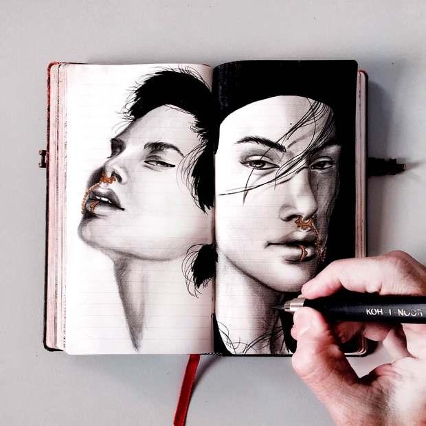 Tito Benicio ilustração