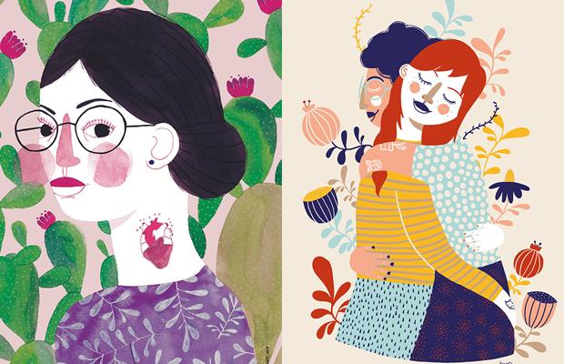 Brunna Mancuso ilustrações
