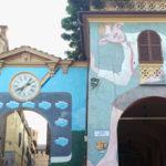 Dozza: a vila medieval na Itália que é uma verdadeira galeria de arte a céu aberto