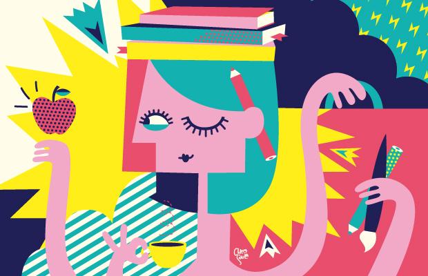 ilustração Clau Souza Estúdio Borogodó