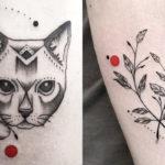 Mentat Gamze Tattoo