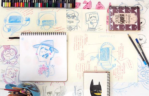 sketchbook como escolher