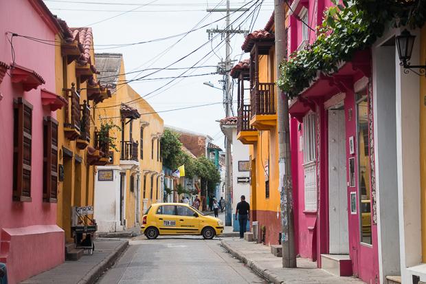 Cartagena das Índias Colômbia dicas