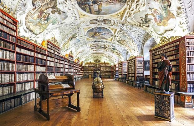 As 5 bibliotecas mais bonitas do mundo