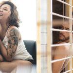 Projeto 'na Pele' traz fotografias sensuais de corpos reais tatuados quebrando paradigmas ultrapassados