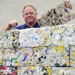 Empresa cria Replast, blocos de construção ecológicos coloridos feitos de resíduos plásticos encontrados no oceano