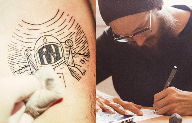 Aurim Ra tattoo Dysfunctional entrevista