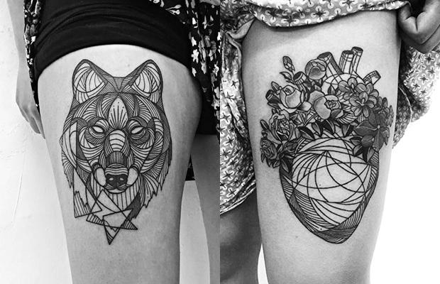 Stan Bree Tattoo
