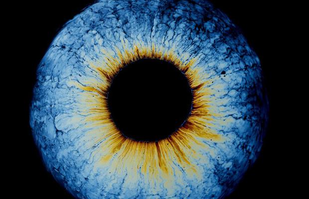 Oil Spill Fabian Oefner fotografia óleo