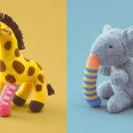 """Second Life Toys: """"transplantes"""" em bichos de pelúcia chamam atenção para a doação de órgãos em crianças"""