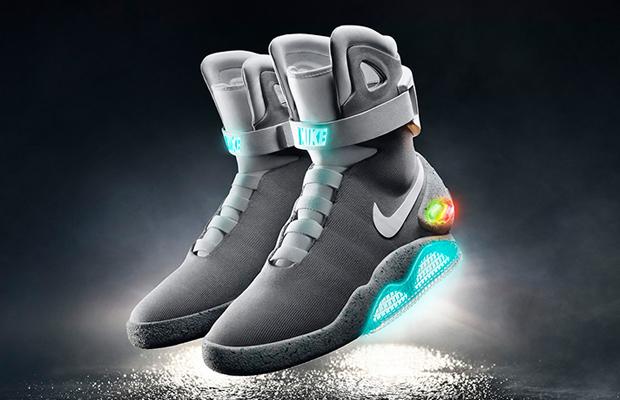 Nike Air Mag 2016 De Volta para o futuro